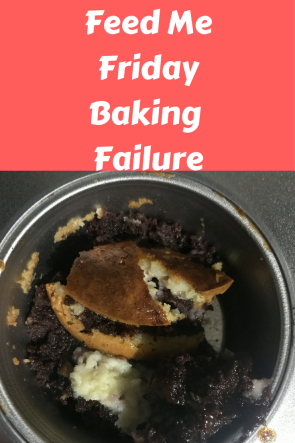 Feed MeFridayBaking Failure