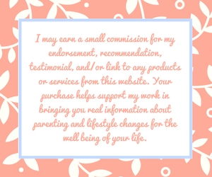 I may earn a small commission for my endorsement, recommendation, testimonial, andor link to any products or services from this website. Your purchase helps support my work in bringin