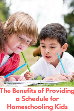 The Benefits of Providing a Schedulefor yourkids (1)
