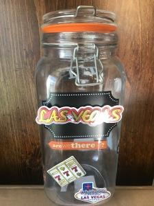 My Las Vegas Trip Jar